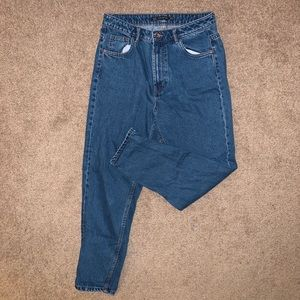 Women's ZARA TRAFALUC denim
